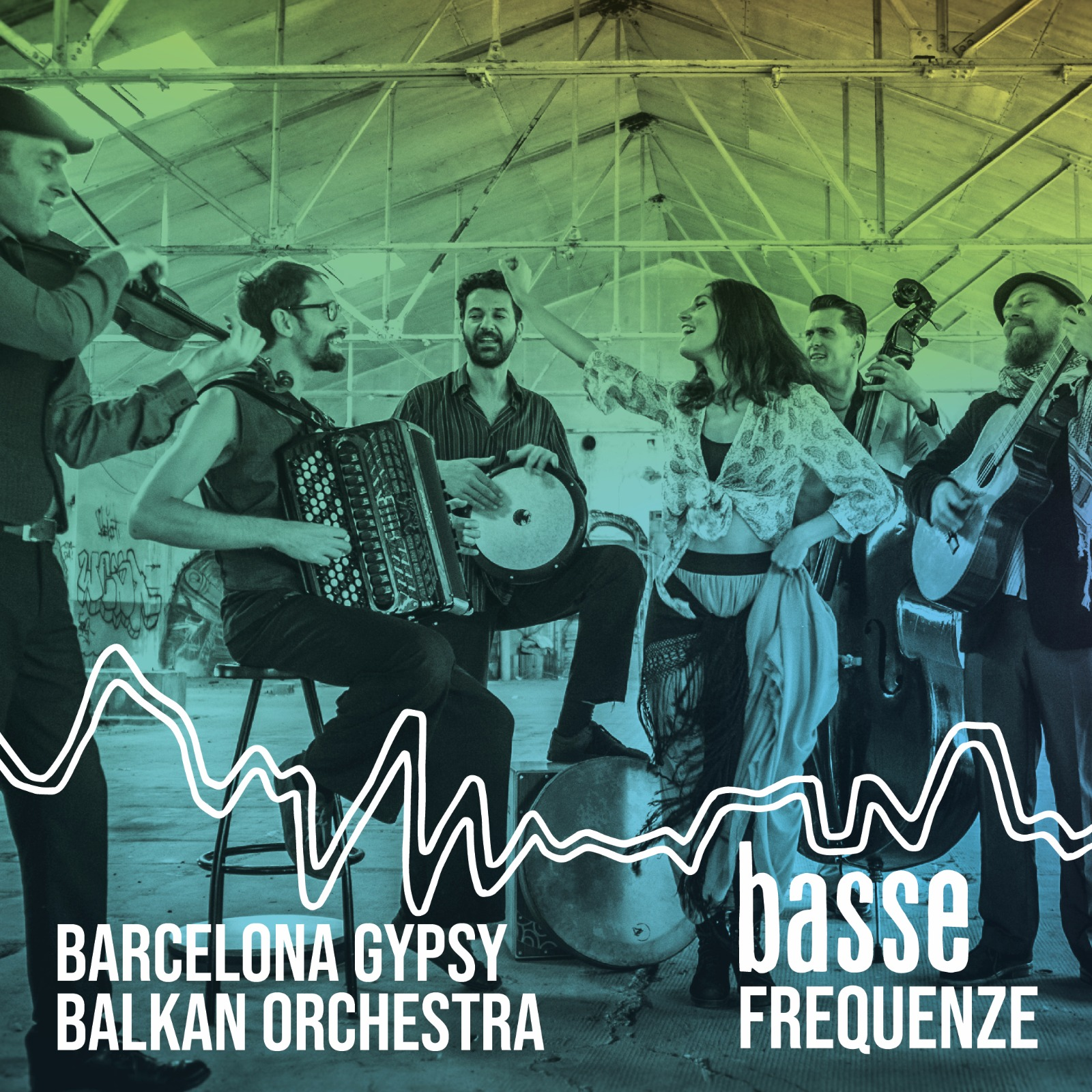 BASSE FREQUENZE #2: BARCELONA GIPSY BALKAN ORCHESTRA + ...